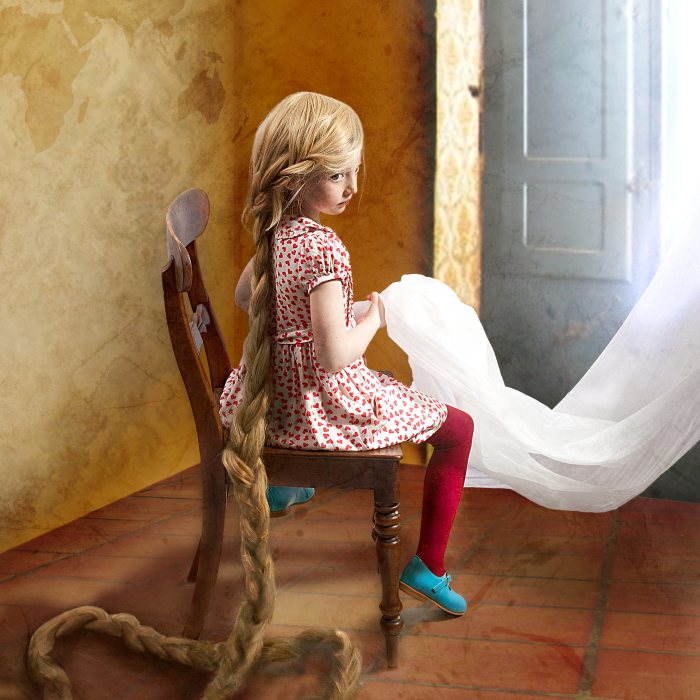 Series Of Surreal Photographs Of Children Stories For Adults