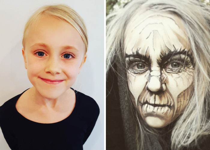 I Turned A 7 Year Old Into An Old Hag!