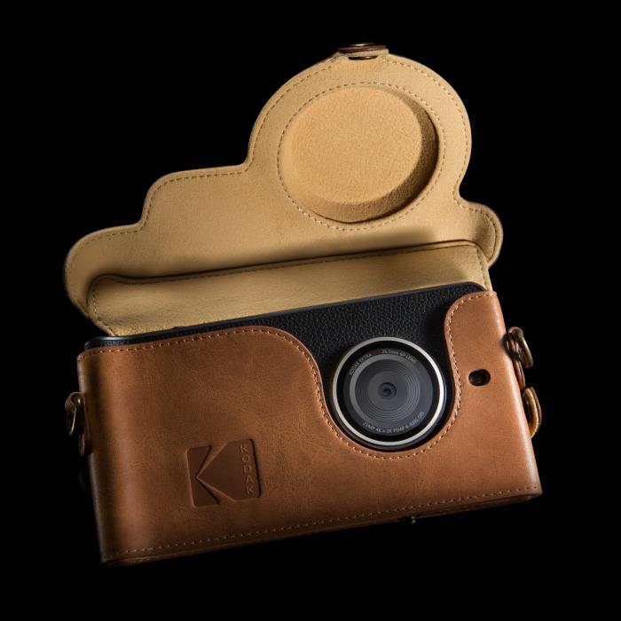Kodak presenta un nuevo smartphone diseñado específicamente para fotógrafos