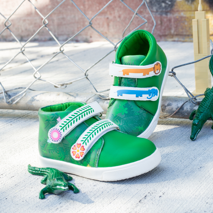 My Twin Sister And I Created 'Twins Shoes' For Kids