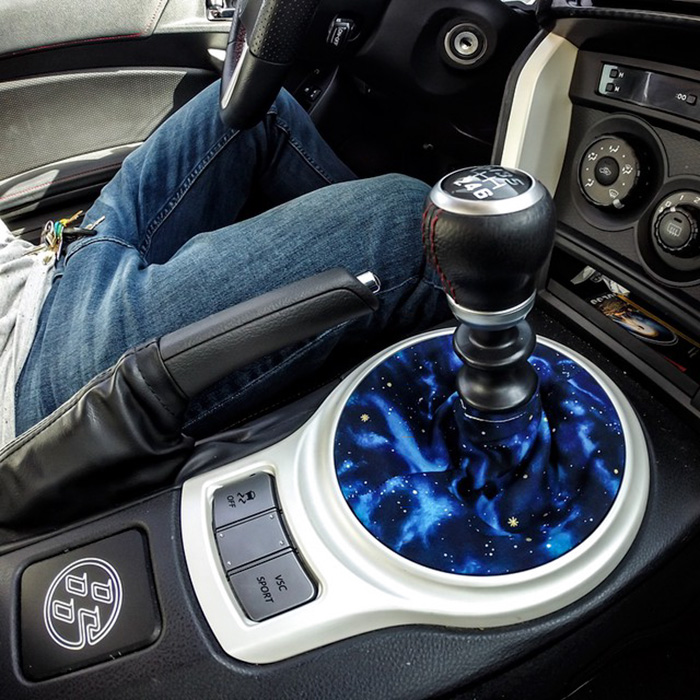 Galaxy Shift Boot