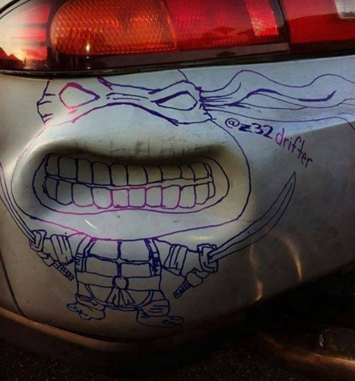 The Proper Way To Fix A Dent