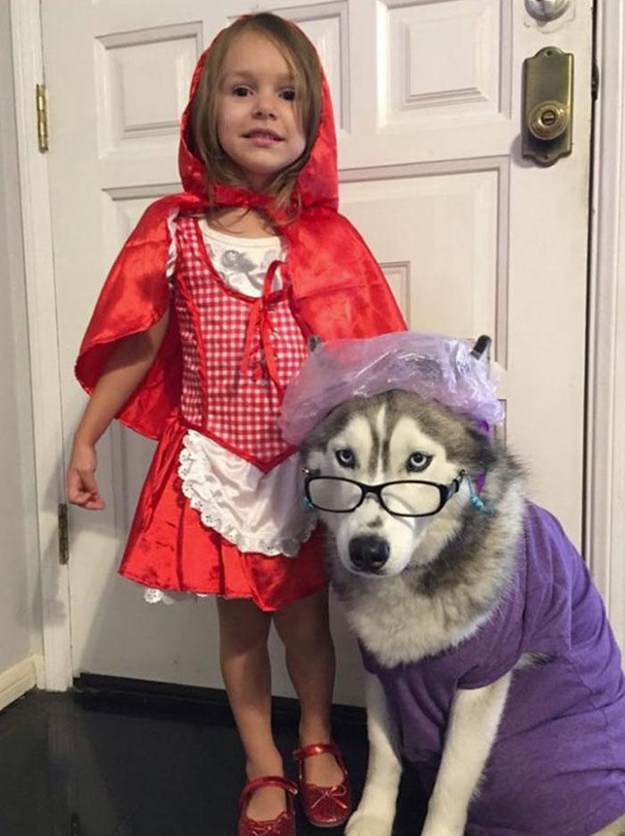 I Love This Halloween Costume