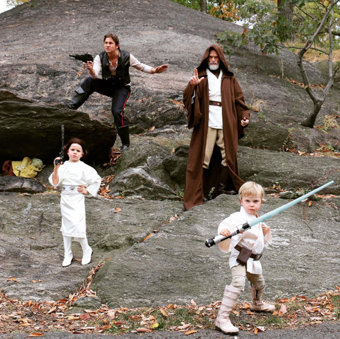Neil Patrick Harris Sure Knows How To Do Halloween Properly!