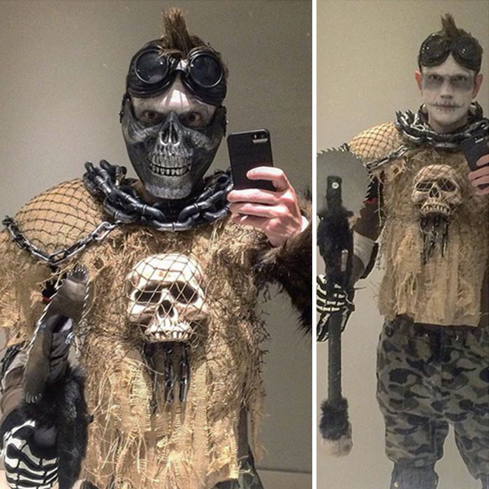 Made My Own Mad Max Costume From Scratch
