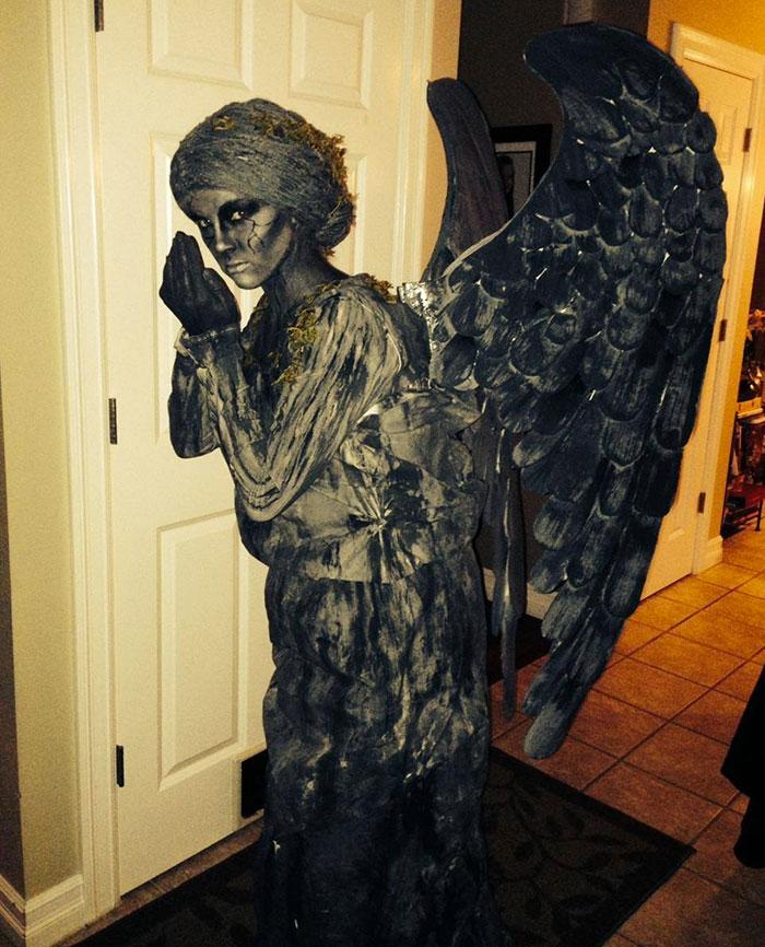 My Friend's Halloween Costume Last Year