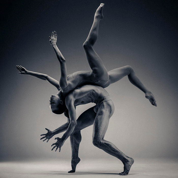 Sculptor Tries Photographing Dancers, And The Result Is Mindblowing (133 Pics)
