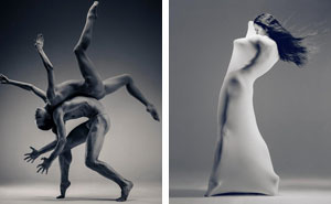 Sculptor Tries Photographing Dancers, And The Result Is Mindblowing (12+ Pics)