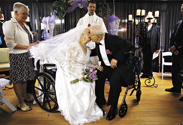 Getting Married On The Bride's 100th Birthday