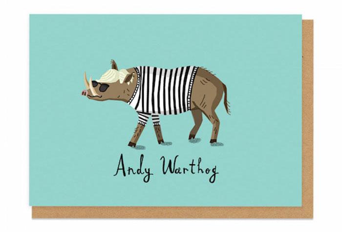 Andy Warthog