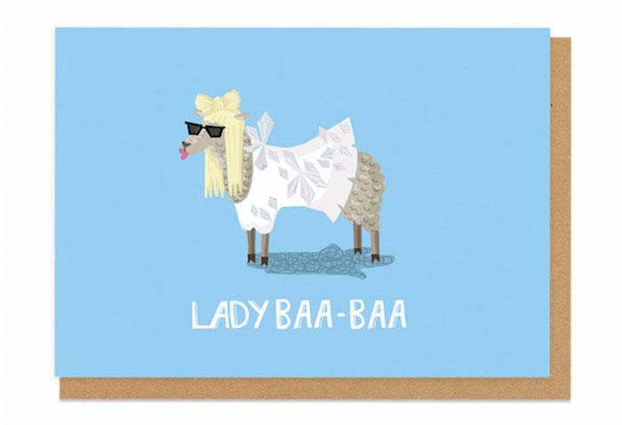 Lady Baa-baa