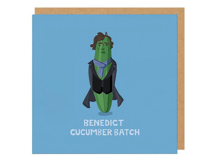 Benedict Cucumberbatch