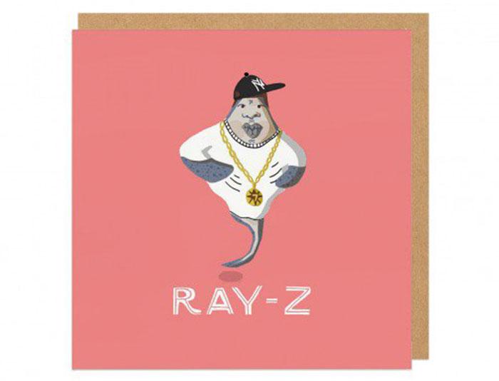 Ray Z