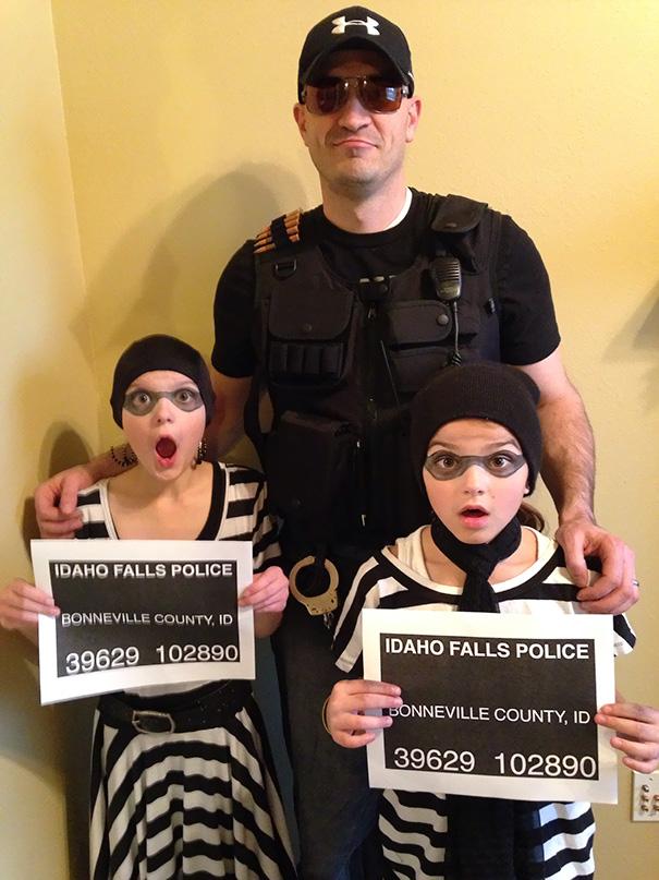 Cop & Robbers