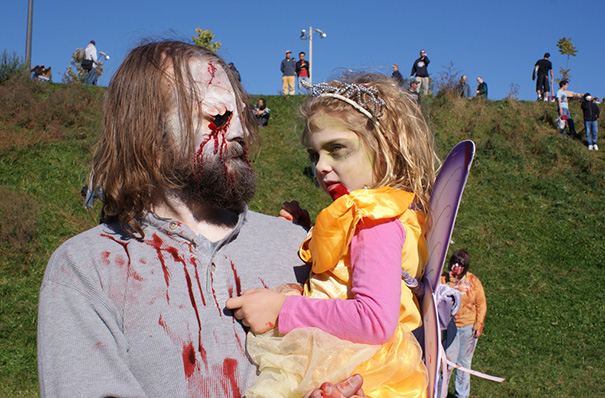 Zombie Faerie