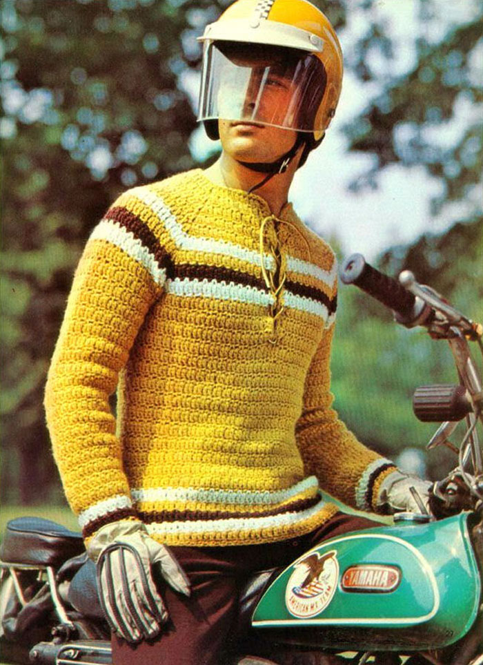 15 reasons why 1970s men�s fashion should never come back
