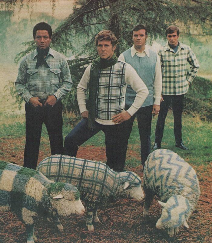 1970s Men's Fashion