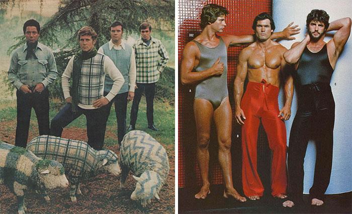 15 Razones por las que la moda masculina de los 70 no debería volver nunca