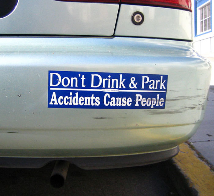 Accidents Cause People
