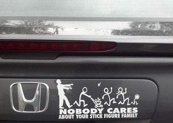 Awesome Bumper Sticker