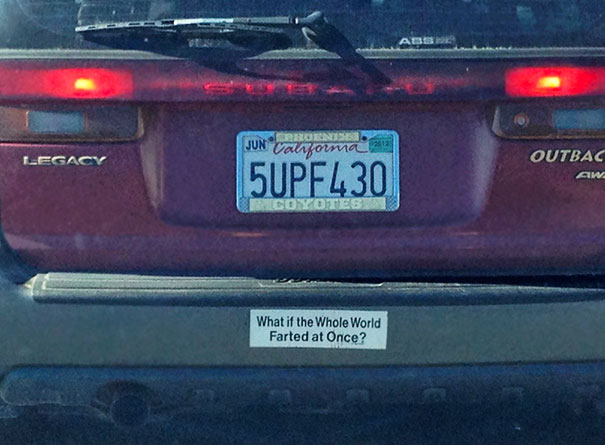 Very Good Question Mr Bumper Sticker