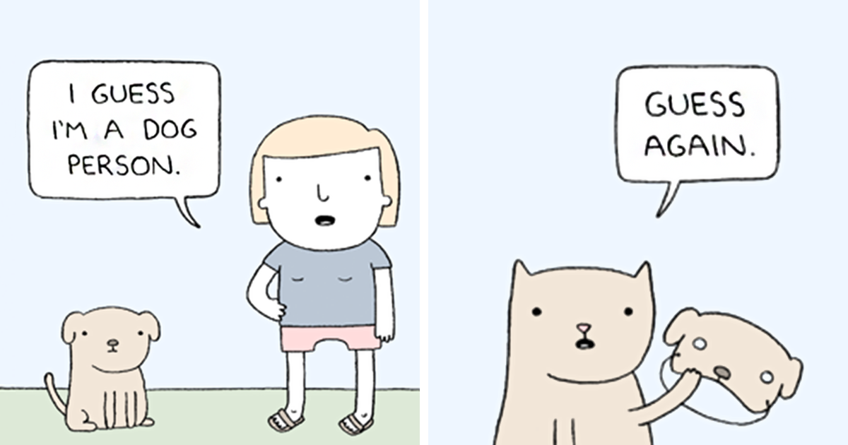 10+ Poorly Drawn Comics With Unexpectedly Hilarious Endings