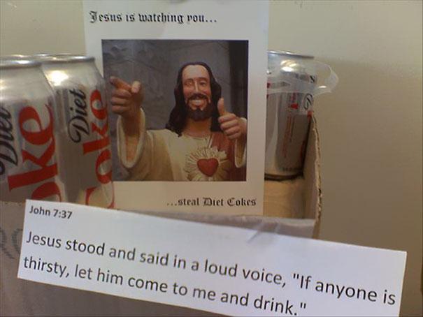 That's What Jesus Said