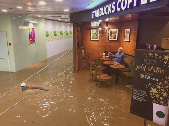 Floodlympics