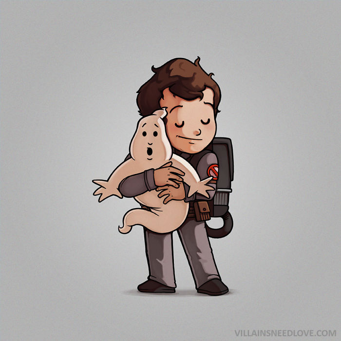 Ghost & Ghostbuster