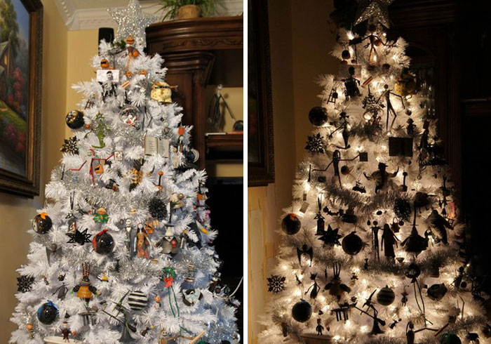 Halloween Christmas Trees Are A Thing Now (29 Pics)