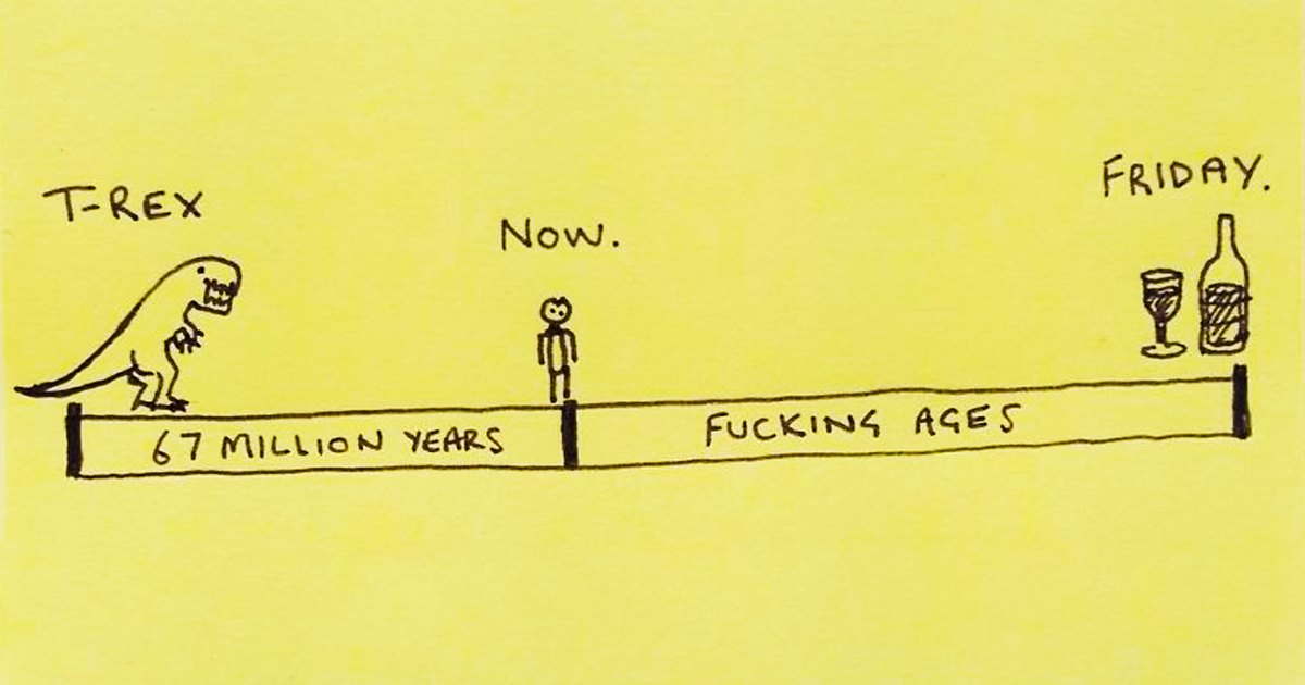20+ Brutally Honest Sticky Notes That Sum Up Your Life