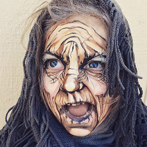 I Turned A 3 Year Old Into An Old Hag!