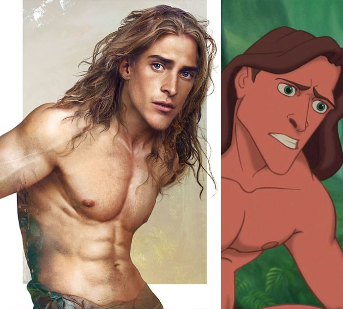 What If Disney Princes Were Real?