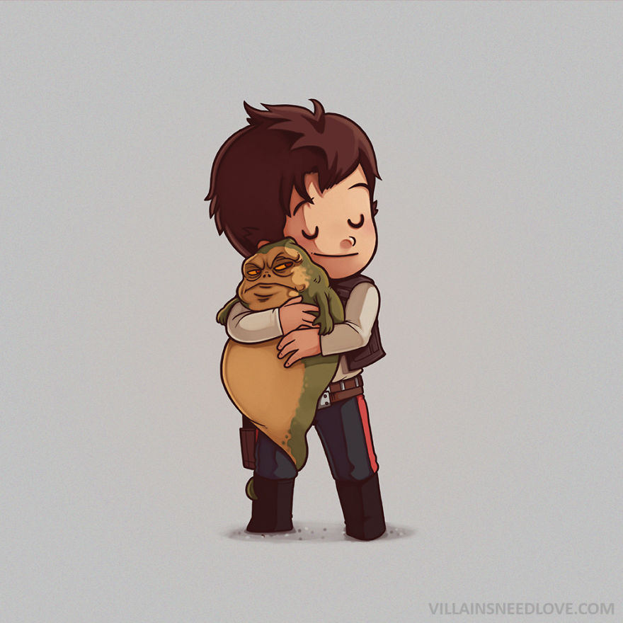 Jabba & Han
