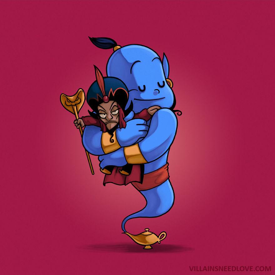 Jafar & Genie