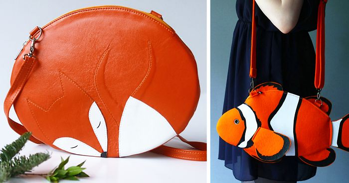 Animal Bags From Russia