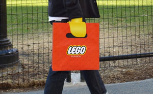 This LEGO Bag Turns Your Hand Into LEGO