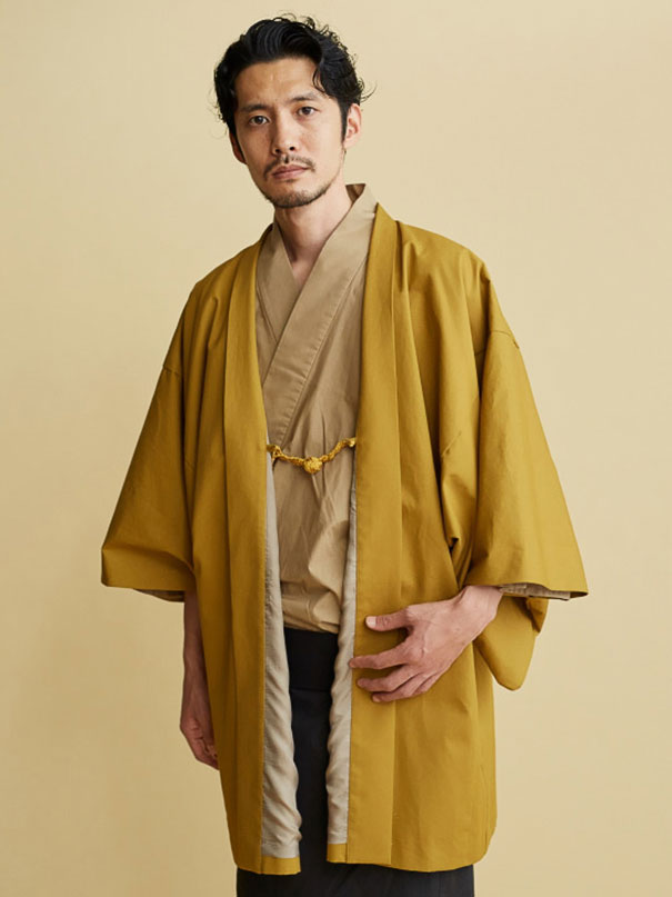 Samurai Coats From Japan Bring Back Traditional Clothing ...