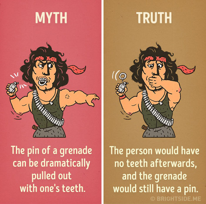 Movie Myths