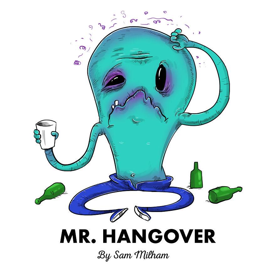 Mr. Hangover