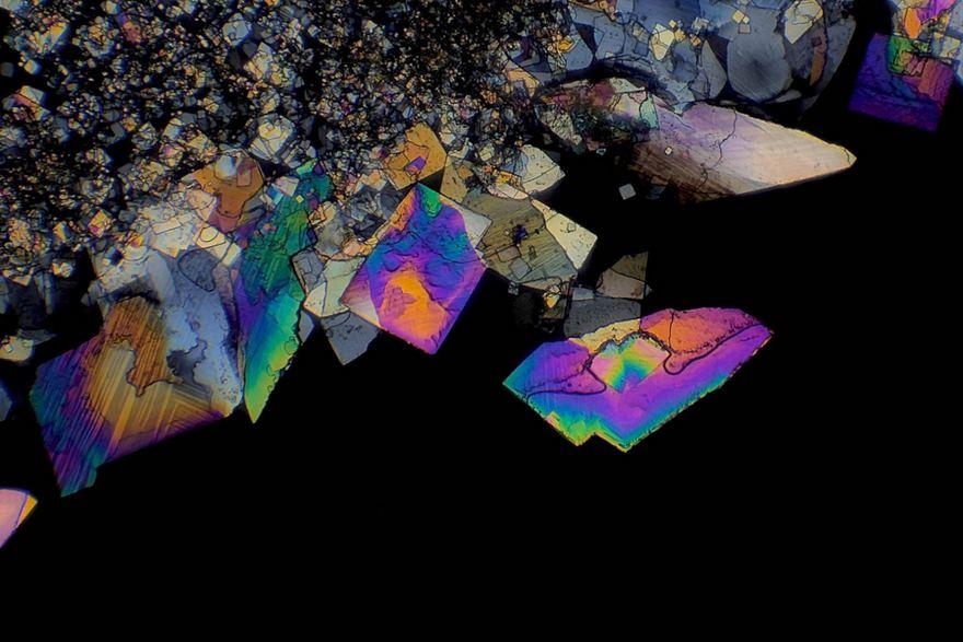 Diclofenac Crystals