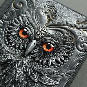 Owl Book Cover