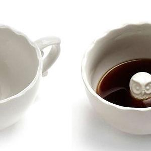 Hidden Owl Teacup