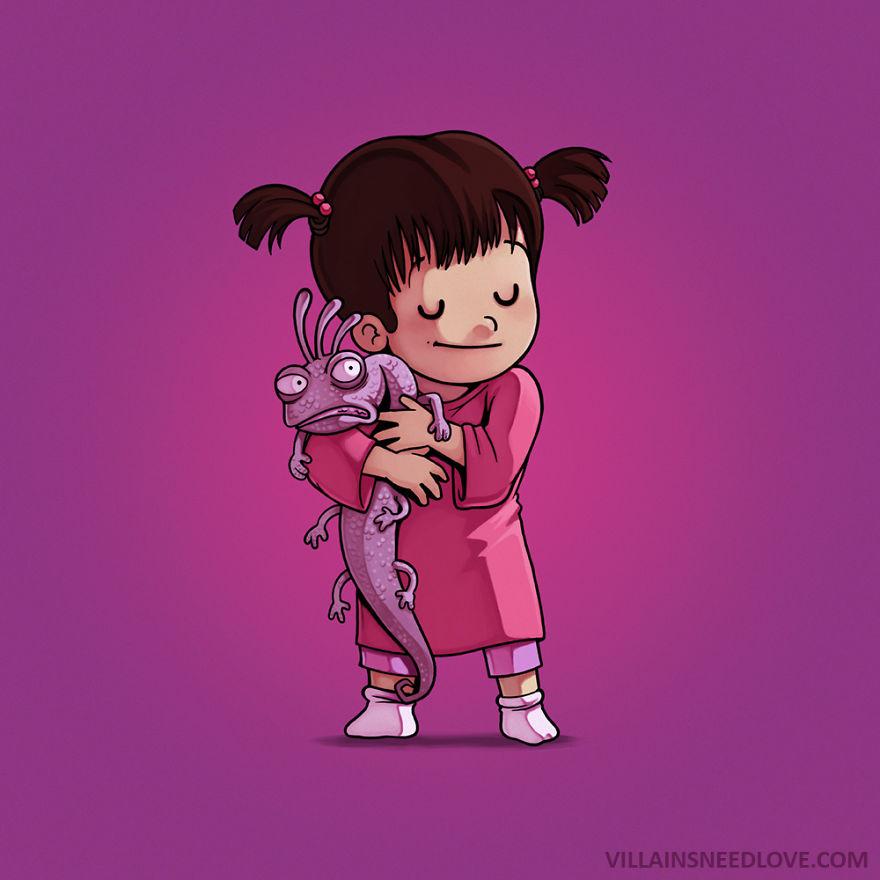 Randall & Boo