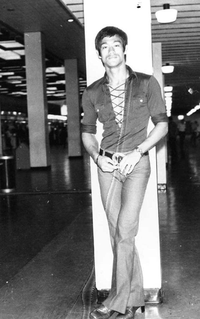 Bruce Lee In The 70's