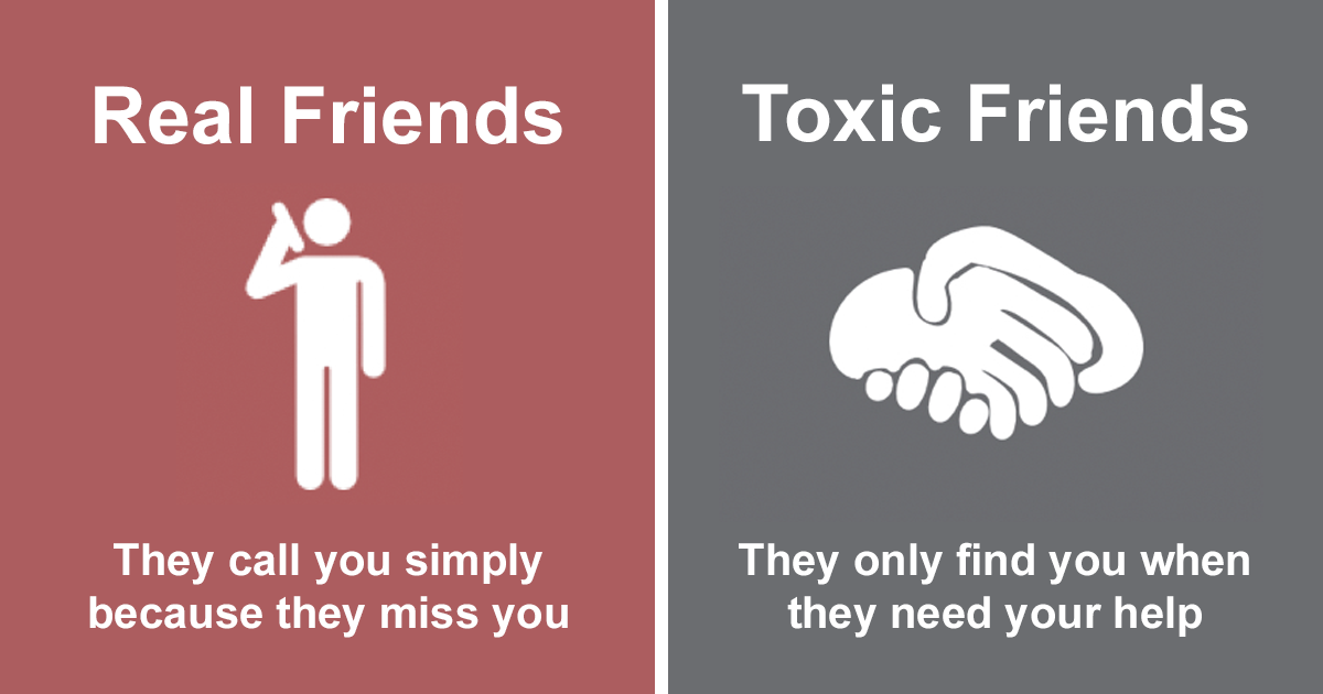 toxic friends Home forums  the community lounge  toxic friend this topic contains 10 replies, has 1 voice, and was last updated by nicol.