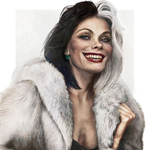 What Disney Villains Would Look Like In Real Life (12 Pics)