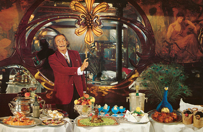 Rare Salvador Dali's Surrealist Cookbook Is Being Re-Released For The First Time In Over 40 Years