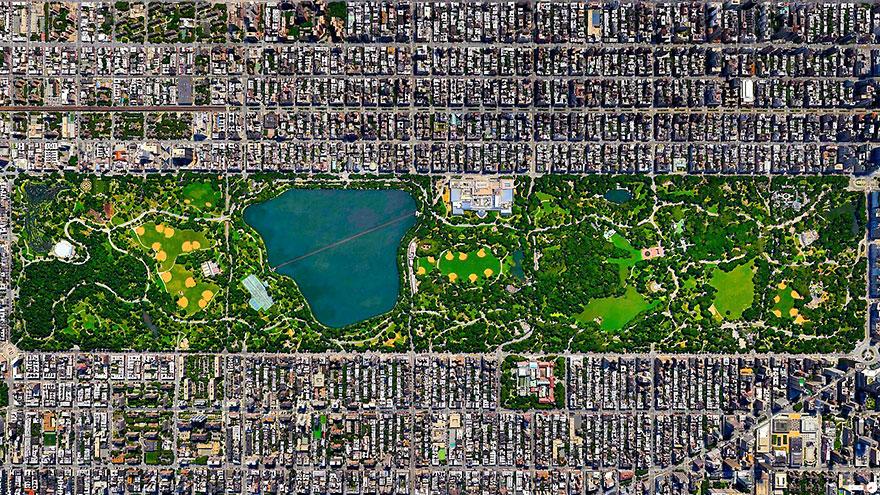 Central Park, New York City, Nueva York, EE.UU.