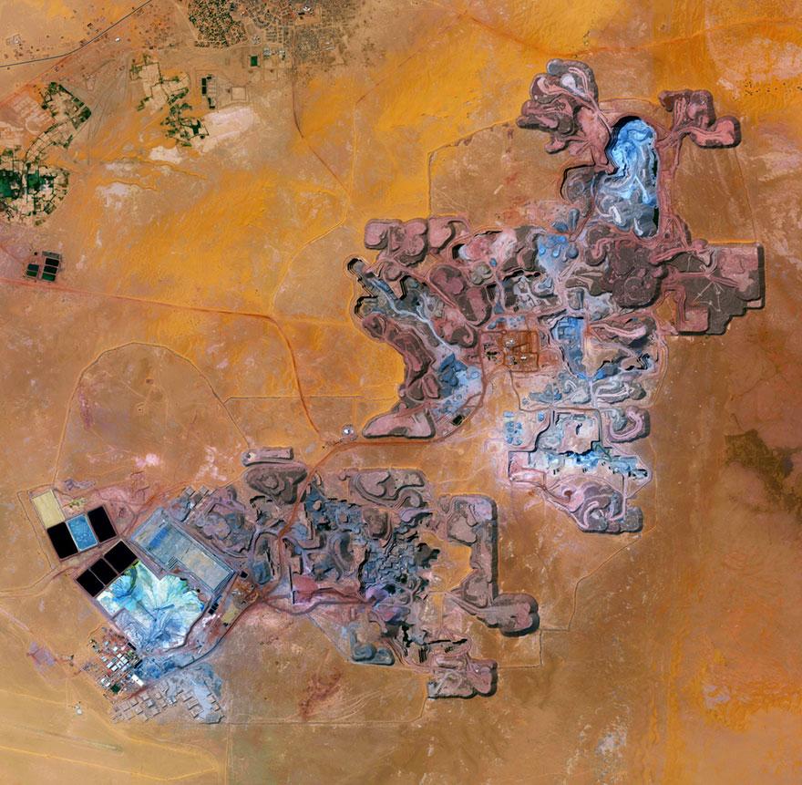 Arlit Uranium Mine, Arlit, Niger